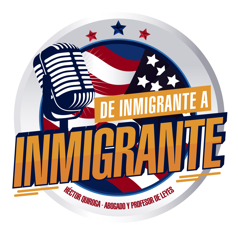 De Inmigrante a Inmigrante Podcast Logo